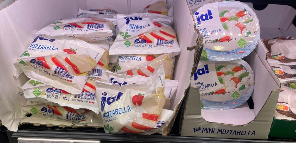 【ja!】MOZZAEWLLA(モッツァレラチーズ)