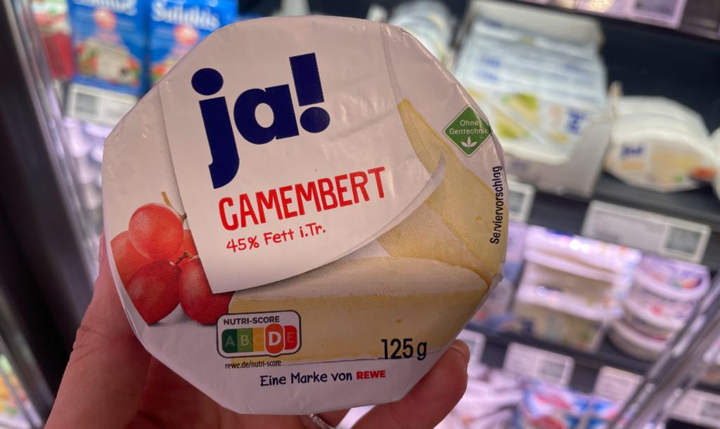 【ja!】CAMEMBERT(カマンベールチーズ)
