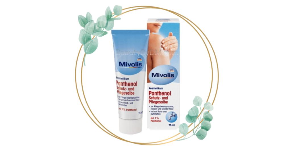 『Mivolis』のパンテノールクリーム