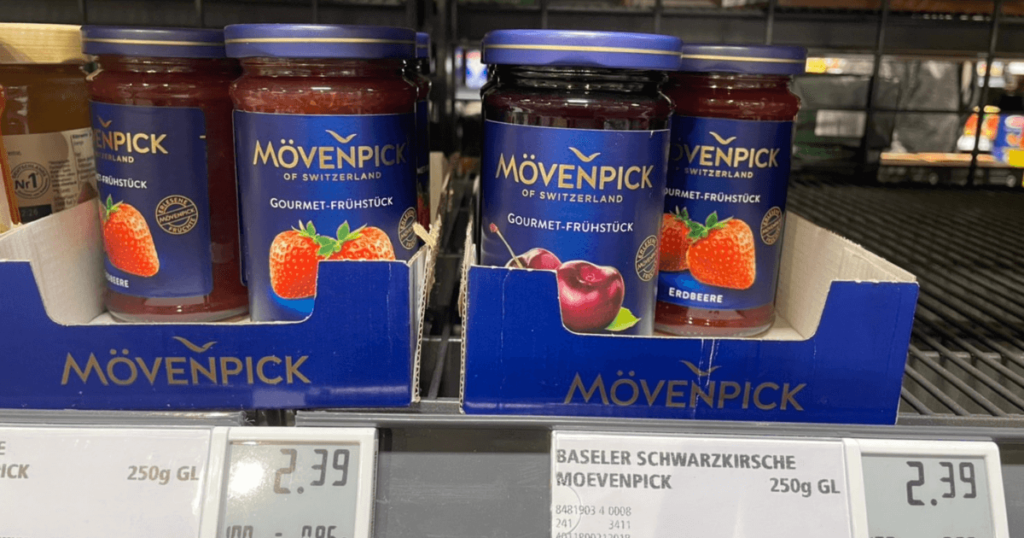 Movenpic ジャム